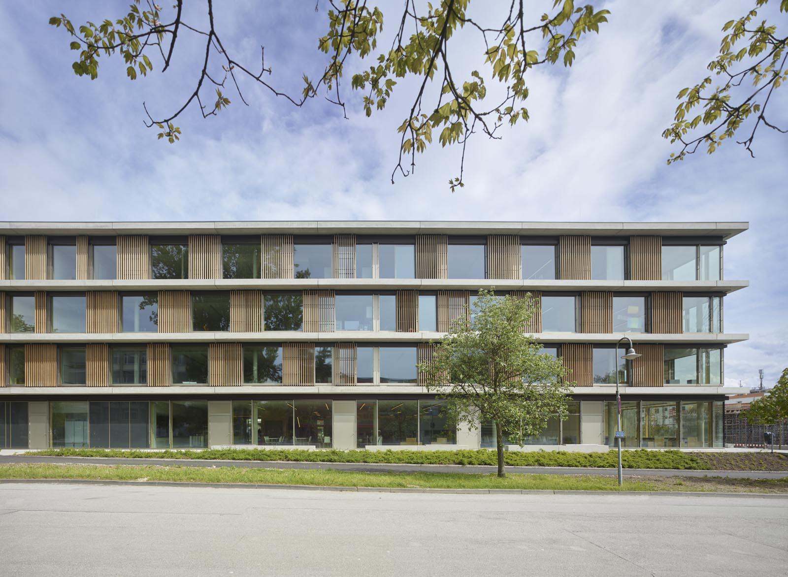 Bjw gemeinschaftsschule gebhard konstanz - Architekten konstanz ...