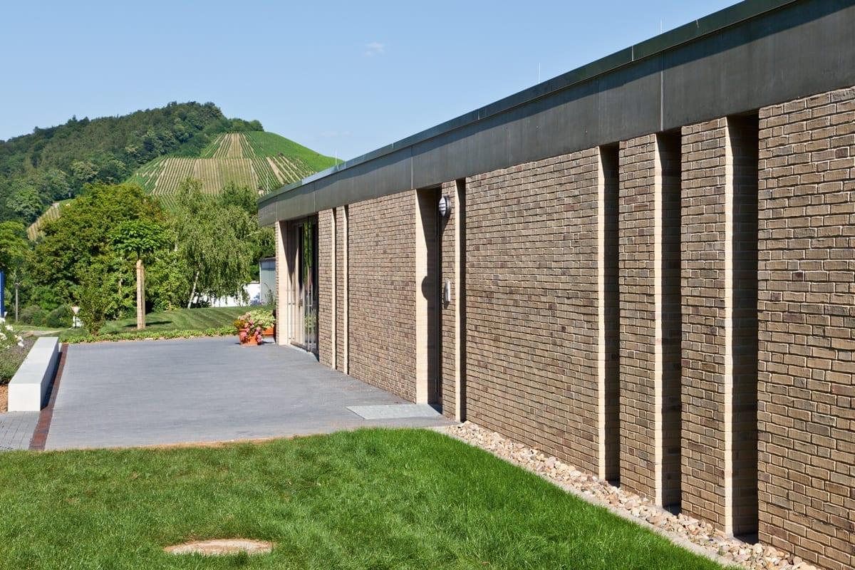 Klinikum am Weissenhof außen