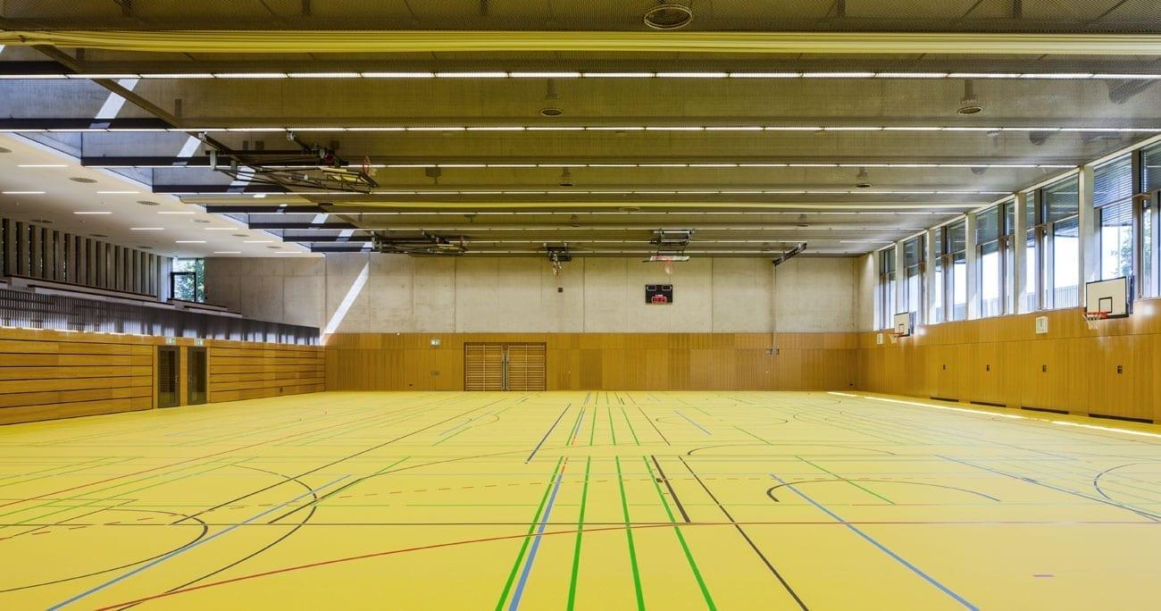 Großsporthalle Friedrichsdorf